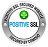 Postive SSL Secured Site by Comodo