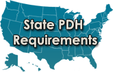 State PDH Requirements